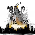 Monster-Heuschrecke
