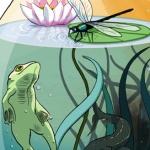 Osterei-Aquarium